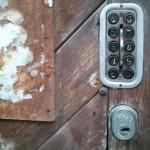 mechanical combination lock 1